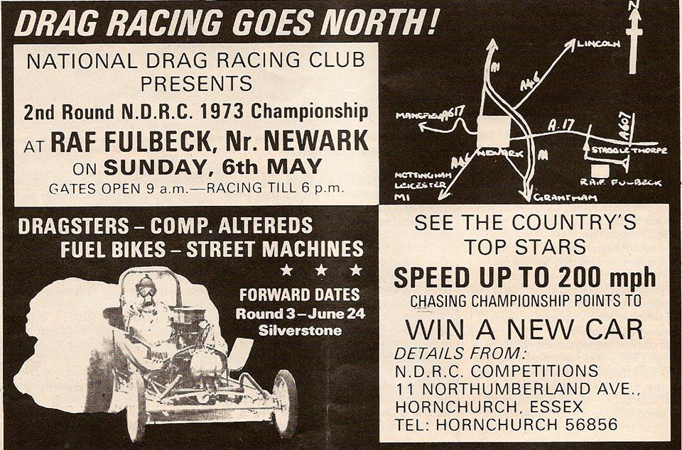 Trakbytes UK Drag Race History 1970-1974